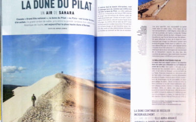La Dune du Pyla dans Détours en France