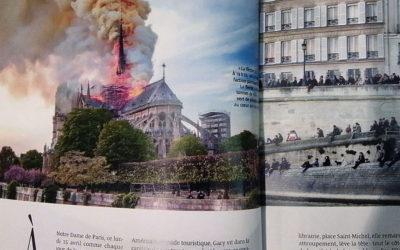 Publication dans Pèlerin Magazine
