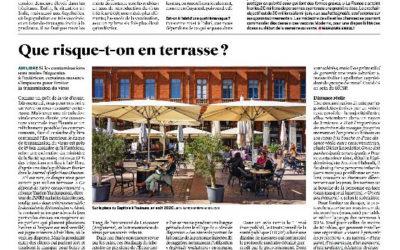 Toulouse dans le JDD