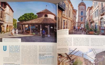 Nouvelle publication dans Détours en France