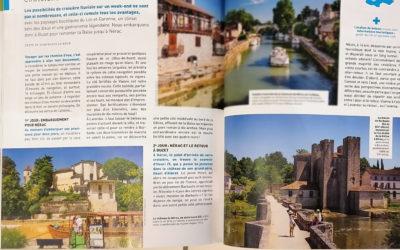 2 photos dans le dernier HS de Détours en France