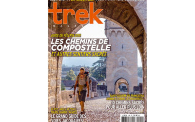 Couverture de Trek Magazine