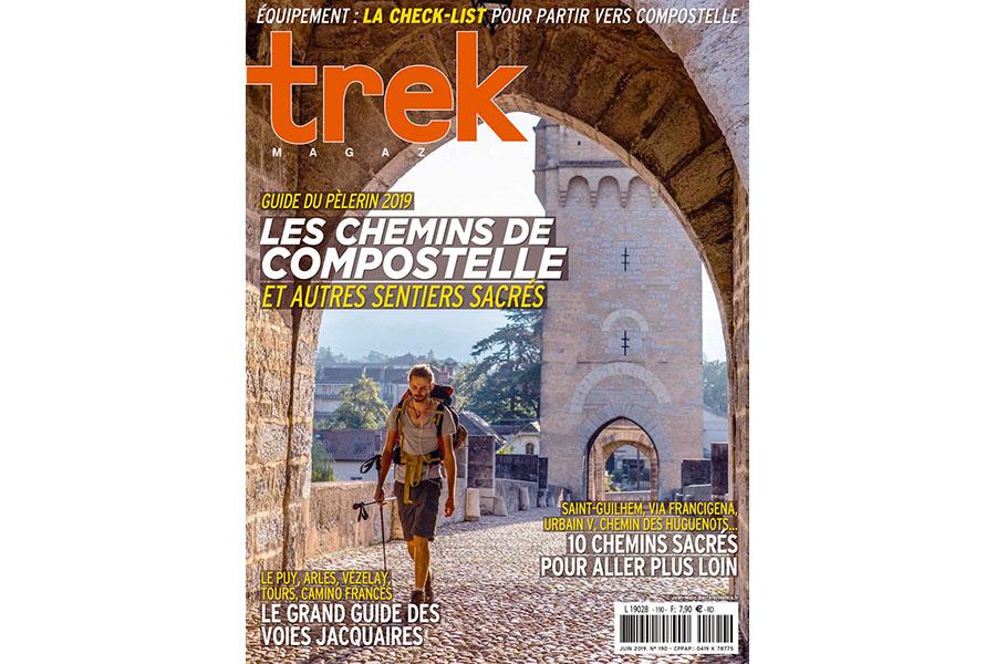 Couv de Trek Magazine