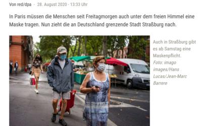 Dans le Stuttgarter Nachrichten
